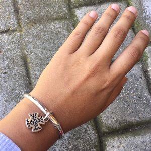 Peruvian Treasure Cross Bracelet